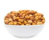 SPICY CORN & PEANUT MIX sample