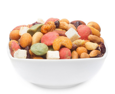 SPICY FRUIT & NUT MIX Muster