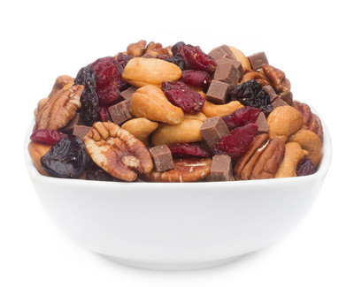 CHOCO FRUIT NUT MIX Muster