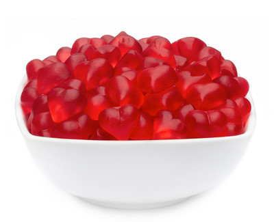 RED HEARTS SUGARFREE