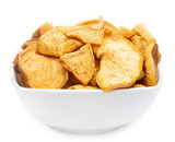 APPLE CINNAMON CHIPS Muster