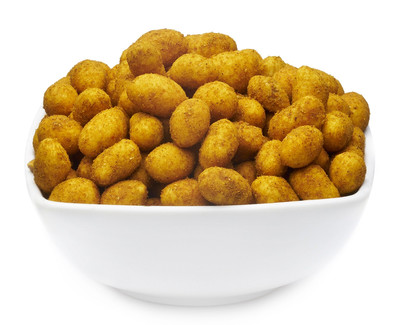 CURRY SPICY NUTS Muster