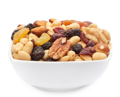 SALTY FRUIT & NUT MIX Muster