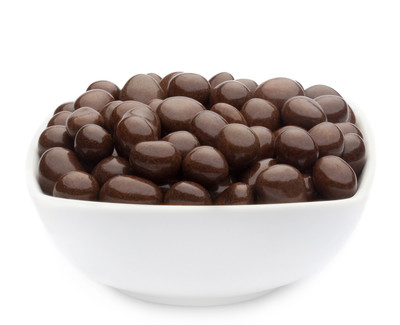 BROWN CHOCO PEANUTS Muster