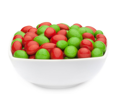 RED & GREEN PEANUTS sample