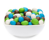 WHITE, GREEN, BLUE & BROWN PEANUTS sample