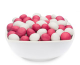 WHITE & PINK PEANUTS