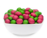 PINK & GREEN PEANUTS Muster
