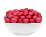 PINK & RED PEANUTS Muster