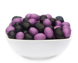 PURPLE & BLACK PEANUTS Muster